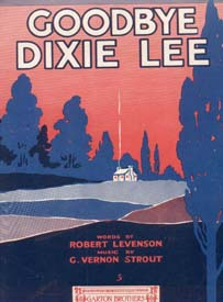 Goodbye Dixie Lee