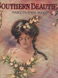 Southern Beauties March-Two Step