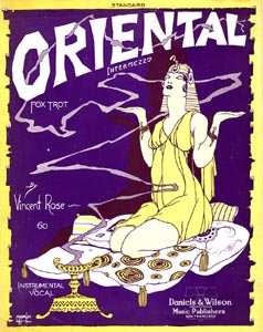 Oriental - Some Day In Araby